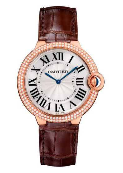WE902055 Cartier Ballon Bleu 40mm