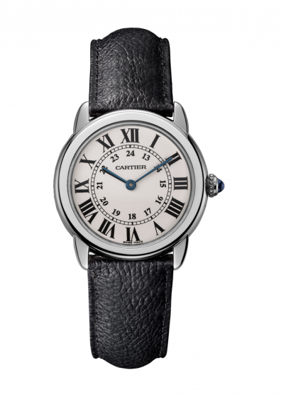 WSRN0019 Cartier Ronde Solo