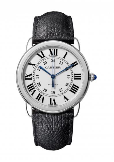 WSRN0021 Cartier Ronde Solo