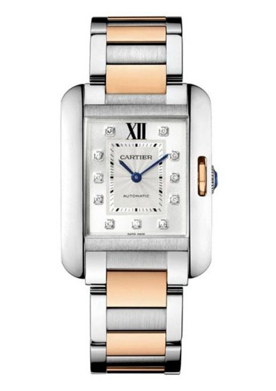 WT100025 Cartier Tank Anglaise
