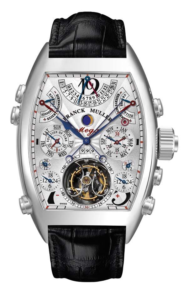 orologio di valore FRANCK MULLER AETERNITAS MEGA 4