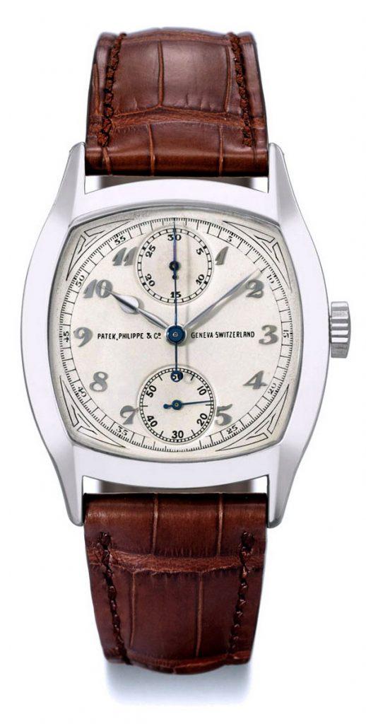 orologio prezioso PATEK PHILIPPE 1928 CRONOGRAFO MONOPULSANTE