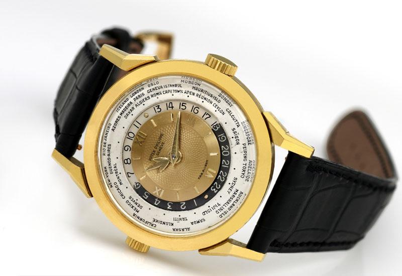 orologi inestimabili PATEK PHILIPPE 1953 MODEL 2523 HEURES UNIVERSELLES