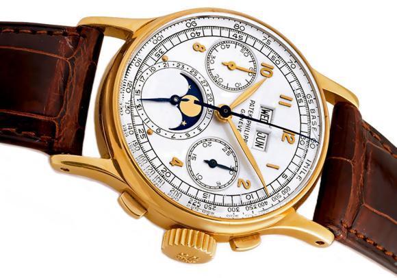 PATEK PHILIPPE REFERENCE 1527 PERPETUAL CALENDAR orologio