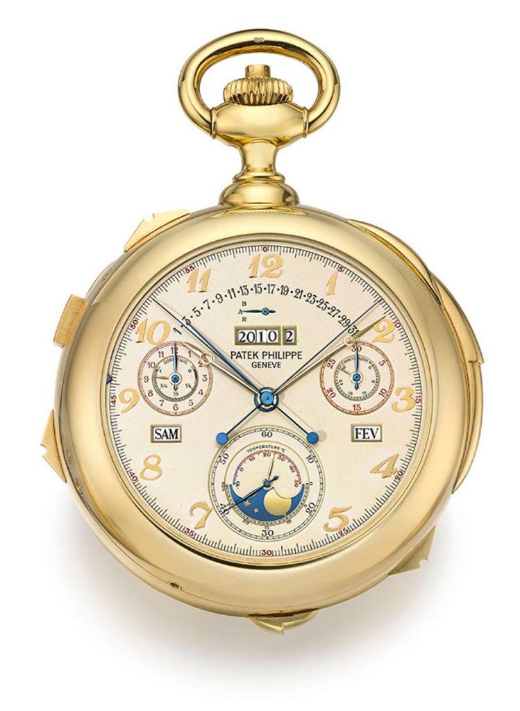 orologio Patek philippe Caliber 89