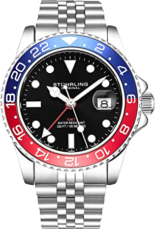 Stuhrling Original GMT