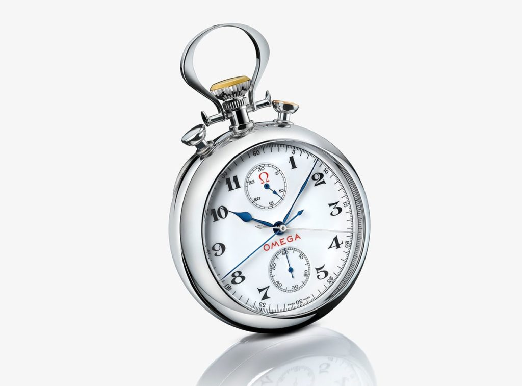 collezione specialities omega Olympic Pocket Watch