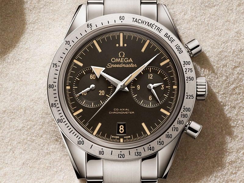 omega speedmaster 57