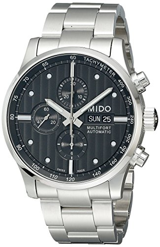 orologi costosi Mido Multifort M0056141106100