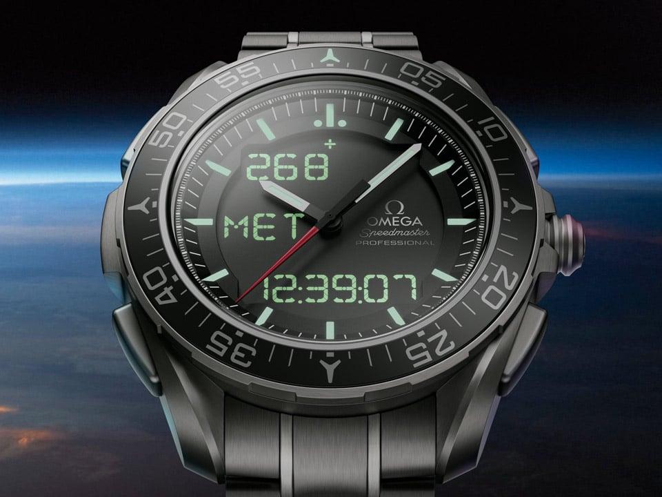orologi da polso di pregio omega SkyWalker X-33