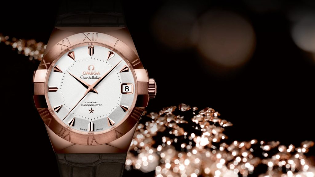 orologi omega constellation