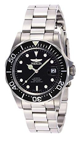 orologi più venduti Invicta Pro Diver da Polso uomo Analogico con Cinturino Acciaio Inossidabile