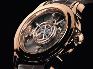 orologi speciali omega De Ville Tourbillon