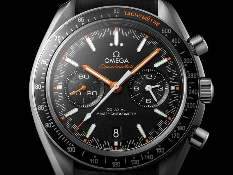 orologio da corsa omega speedmaster racing