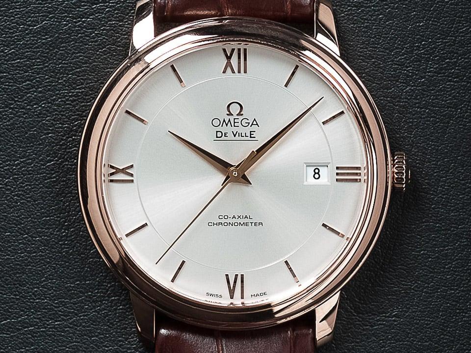 orologio di lusso classico omega De Ville Prestige