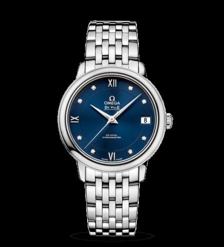Orologi di classe donna - Omega PRESTIGE CO-AXIAL 424.10.33.20.53.001