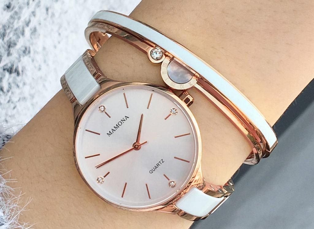 Orologio bracciale donna - MAMONA L3877GT