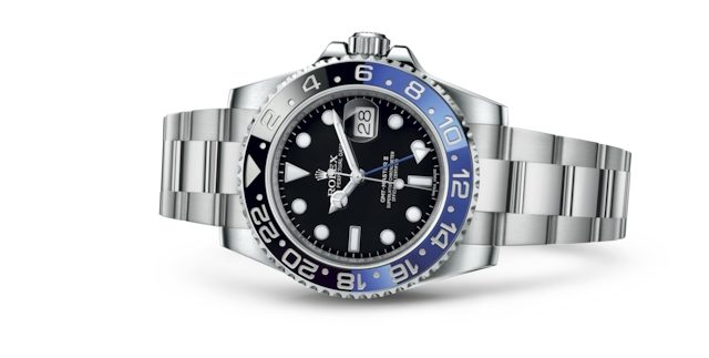 ROLEX GMT-MASTER II costo 8300 euro m116710blnr-0002
