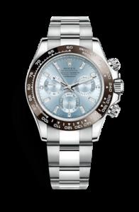 Rolex Daytona Blu Ghiaccio 116506-0002