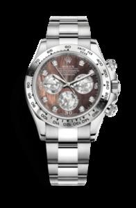 Rolex Daytona Oro bianco 116509-0044
