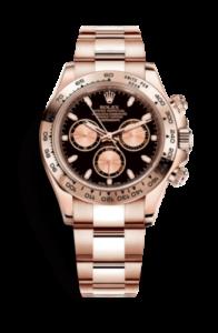 Rolex Daytona Quadrante Zaffiro antiscalfiture 116505-0002