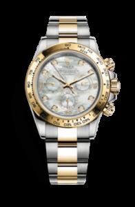 Rolex Daytona Quadrante con diamanti 116503-0007