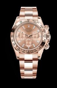 Rolex Daytona Rosa Con Movimento 4130 116505-0006