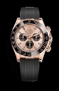 Rolex Daytona Rosa e Nero 116515ln-0013