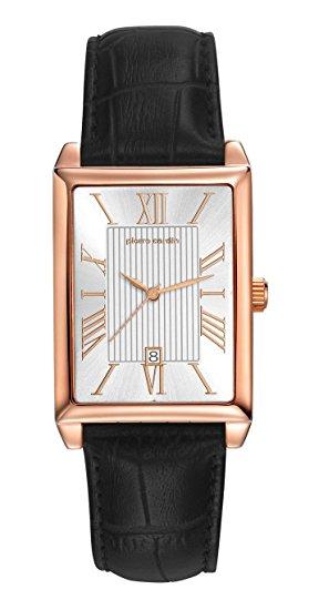 Orologio donna rettangolare - Pierre Cardin PC107212F11