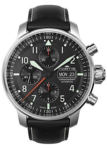 Cronografo da aviatore Fortis aviatis Aviatore Professional