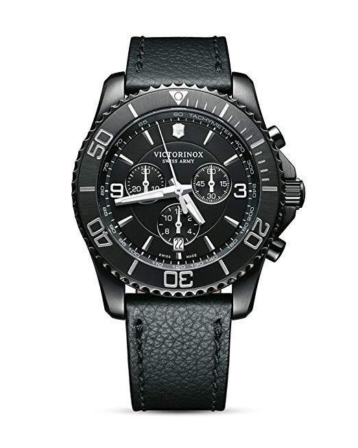 Orologio nero Victorinox 241786