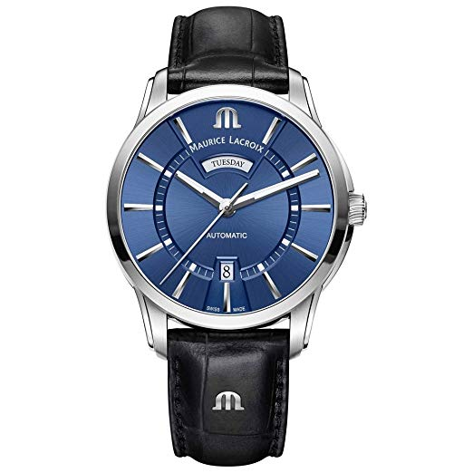Orologio svizzero automatico Maurice Lacroix PONTOS DAY DATE