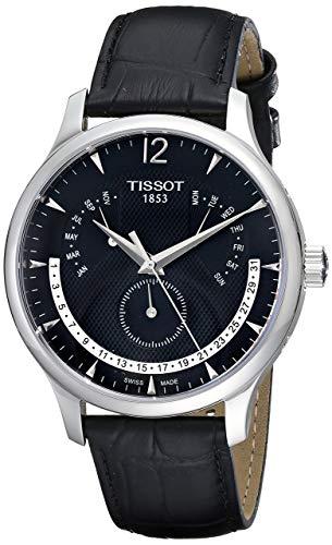 Tissot T0636371605700 - Orologio svizzero tradizionale da uomo