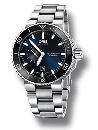 orologio di lusso svizzero Oris Aquis Small Second