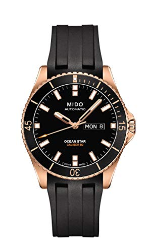 orologio impermeabile MIDO MEN'S OCEAN STAR CAPTAIN V M026.430.37.051.00