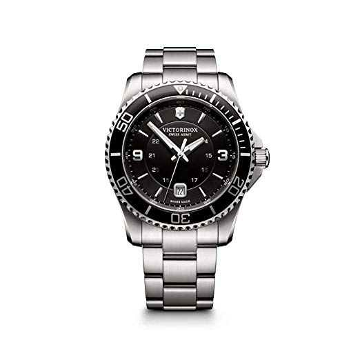 orologio maschile Victorinox Herren-Armbanduhr Maverick