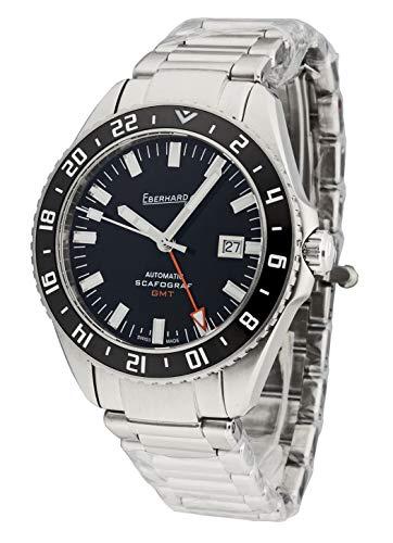 orologio svizzero Eberhard & Co scafograf GMT 41038.1 CAD