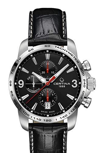 orologio svizzero sportivo certina