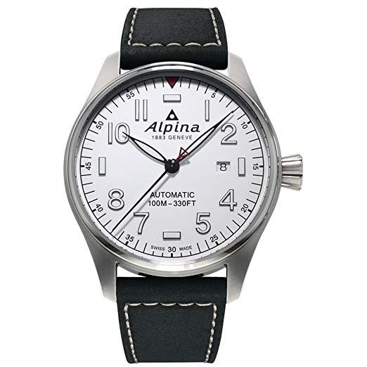orologio svizzero da pilota Alpina Geneve Startimer Pilot al-525s4s6