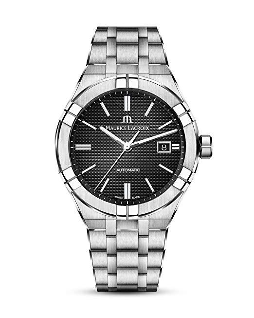 orologio svizzero in acciaio Maurice Lacroix Aikon