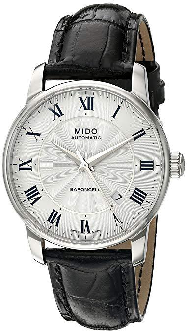orologio svizzero vintage MIDO m86004214 M8600.4.21.4