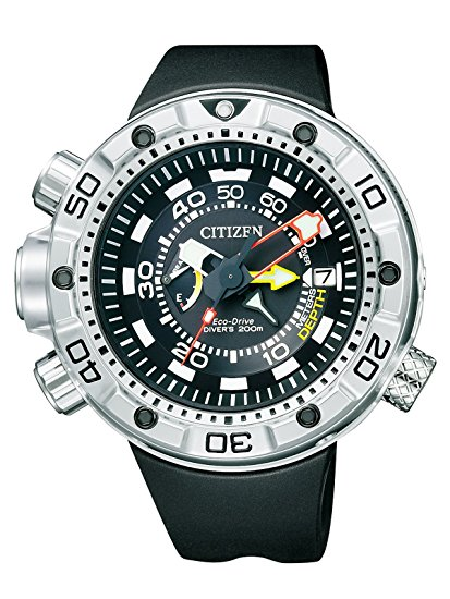 Citizen Aqualand eco drive