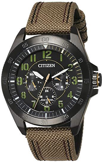 Citizen Eco Drive Military BU2035-05E orologio militare