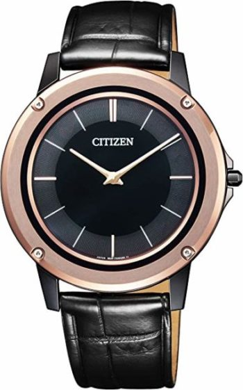 Citizen Eco Drive One AR5025–08E sottile
