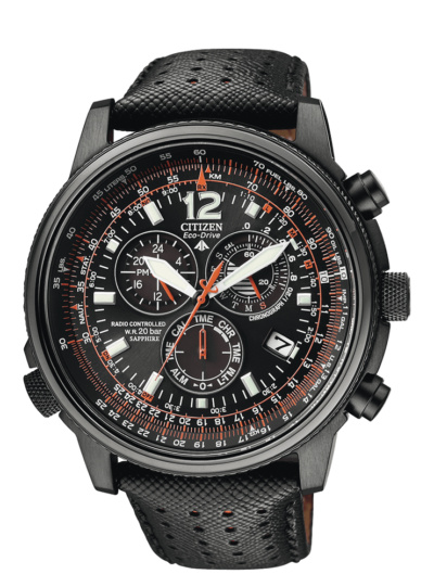 Citizen Eco Drive nero