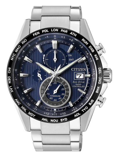 Citizen Eco drive radiocontrollato H800