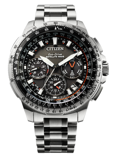 Citizen Satellite Wave Eco drive