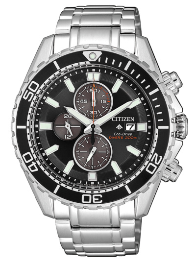 Citizen eco drive cronografo