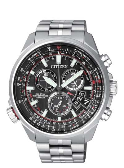 Citizen radiocontrollato The Pilot BY0120-54E