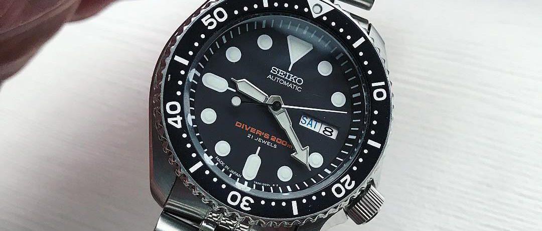 SEIKO 007 – Uno dei Migliori Orologi automatici (Recensione)